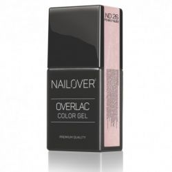 Nailover - Overlac Color Gel - ND26 (15ml)