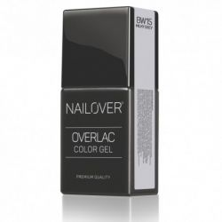 Nailover - Overlac Color Gel - BW15 (15ml)