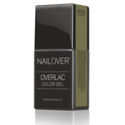 Nailover - Overlac Color Gel - GR25 (15ml)