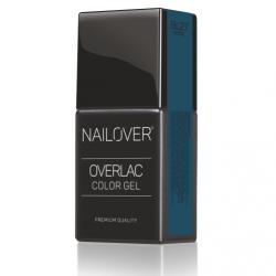 Nailover - Overlac Color Gel - BL27 (15ml)