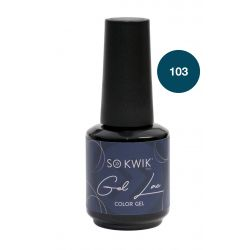 SoKwik - Gel Lac Black&White Collection 103 (15 ml)