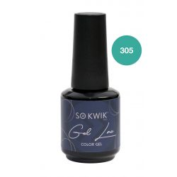 SoKwik - Gel Lac Blue&Green Collection 305 (15 ml)