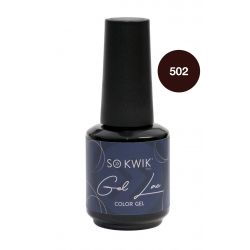 SoKwik - Gel Lac Red Collection 502 (15 ml)