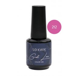 SoKwik - Gel Lac Pink Collection 212...