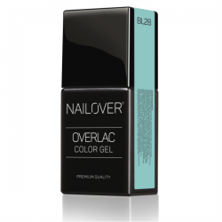 Nailover - Overlac Color Gel - BL28...