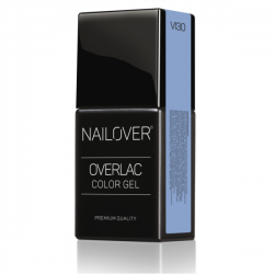 Nailover - Overlac Color Gel - VI30...