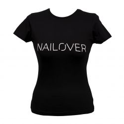 Nailover - Tricou Black S
