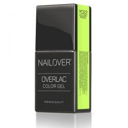 Nailover - Overlac Color Gel - YO22...