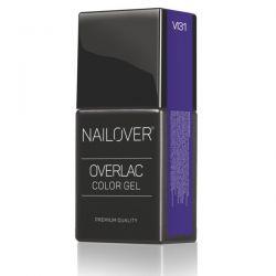 Nailover - Overlac Color Gel - VI31...