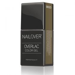 Nailover - Overlac Color Gel - BR20...