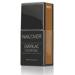 Nailover - Overlac Color Gel - BR21...
