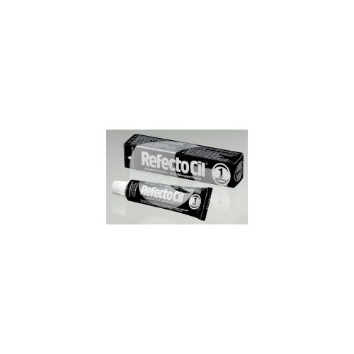 RefectoCil - Vopsea Gene Sprancene - Negru 1 (15ml)