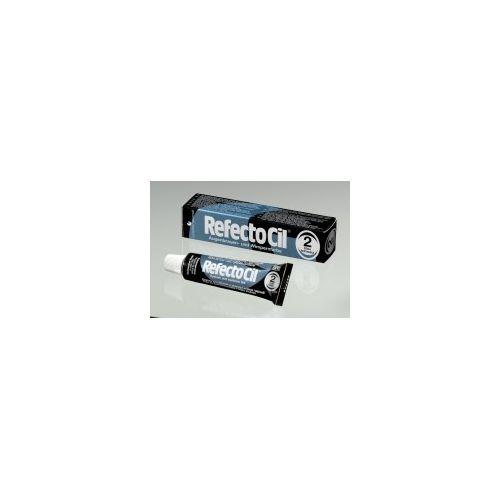RefectoCil - Vopsea Gene Sprancene - Negru Albastrui 2 (15ml)