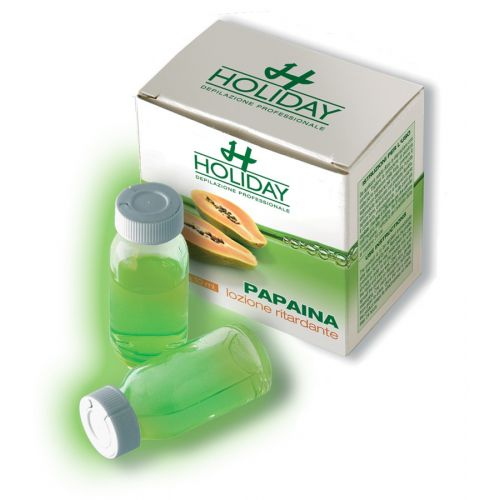 Holiday - Lotiune Inhibitoare Papaina (6x10ml)