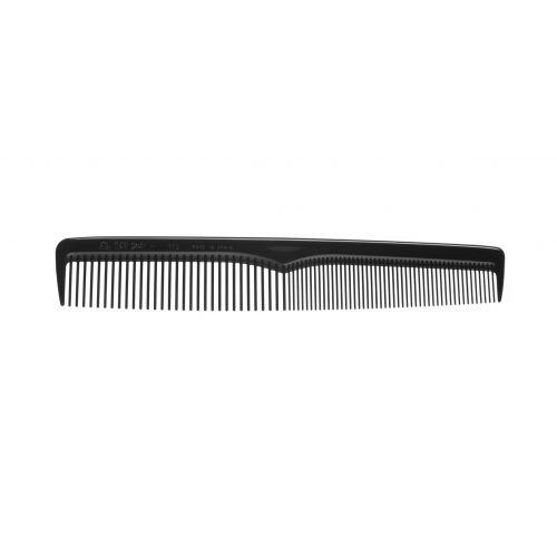 Eurostil - Piaptan de tuns, negru - 113 (17.5cm)