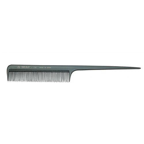 Eurostil - Piaptan cu Coada Subtire din Plastic - Negru - 114 (20.5cm)