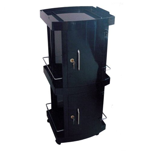 Carucior port accesorii M-3019 C (negru)