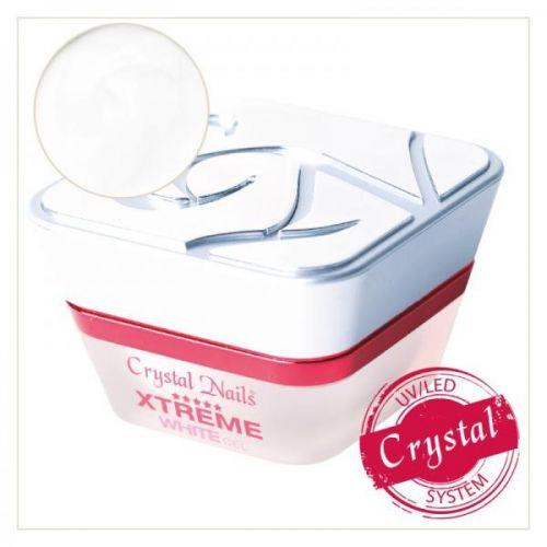 Crystal Nails - XTREME WHITE Gel (50ml)