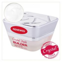 Crystal Nails - Gel Builder White II - Reinnoit (15ml)