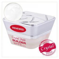 Crystal Nails - Gel Builder White II - Reinnoit (15ml)