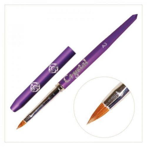 Crystal Nails - Pensula de decor portelan - 3