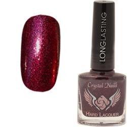 Crystal Nails – Oja Full Diamond - FD4 (Violet) (8ml)