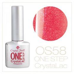 Crystal Nails - One Step CrystaLac - 58 (8ml)