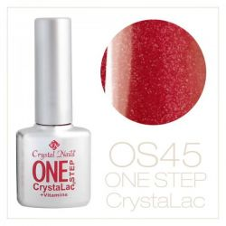 Crystal Nails- One Step CrystaLac 45 (8ml)
