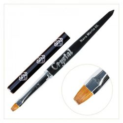Crystal Nails - Pensula Nero Merlo III