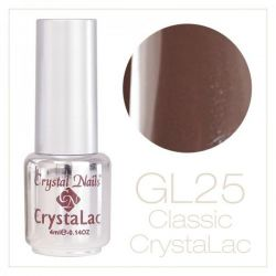 Crystal Nails - CrystaLac GL25 - Peanut 4ml