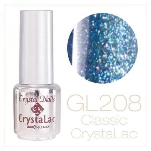 Crystal Nails - CrystaLac Chameleon Rainbow GL208  4ml