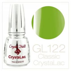 Crystal Nails - CrystaLac Neon GL122 - Mar verde (15ml)