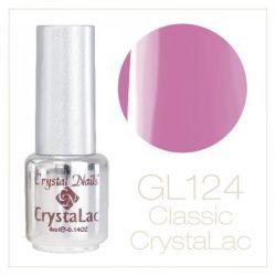 Crystal Nails - CrystaLac GL124  4ml