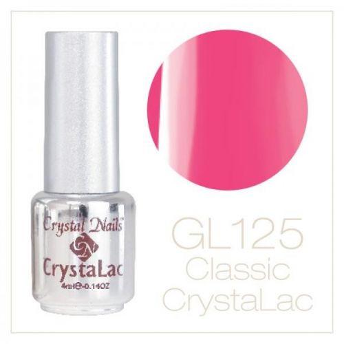 Crystal Nails - CrystaLac GL125  4ml