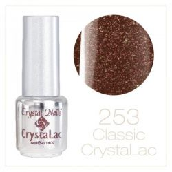 Crystal Nails - CrystaLac GL253 - Flash Bordeaux 4ml