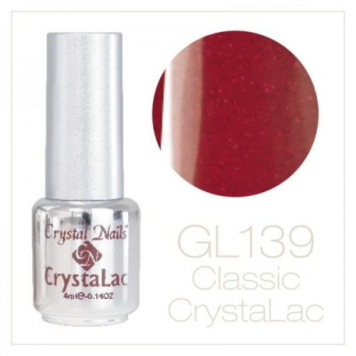 Crystal Nails - CrystaLac GL139  4ml