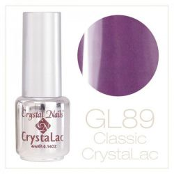 Crystal Nails - CrystaLac GL89 - Purple Mistery 4ml