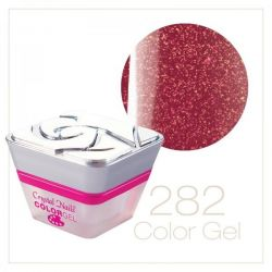Crystal Nails- Color gel 282- FLASH (5ml)