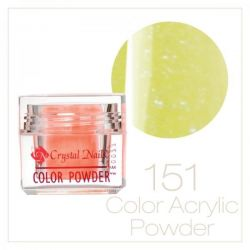 CRYSTAL NAILS - Praf Acrilic Colorat NEON CRYSTAL - Nr.151 (7g)