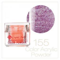 CRYSTAL NAILS - Praf Acrilic Colorat NEON CRYSTAL - Nr.155 (7g)