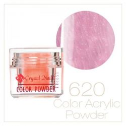 CRYSTAL NAILS - Praf Acrilic Colorat NEON CRYSTAL - Nr.620 (7g)