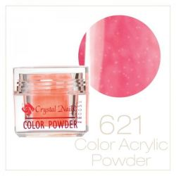 CRYSTAL NAILS - Praf Acrilic Colorat NEON CRYSTAL - Nr.621 (7g)
