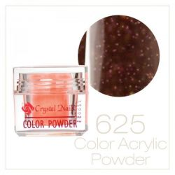 CRYSTAL NAILS - Praf Acrilic Colorat NEON CRYSTAL - Nr.625 (7g)