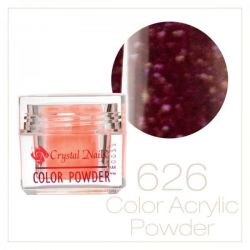 CRYSTAL NAILS - Praf Acrilic Colorat NEON CRYSTAL - Nr.626 (7g)