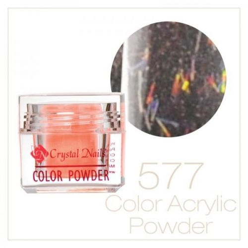 CRYSTAL NAILS - Praf acrylic colorat - 577 -  7g