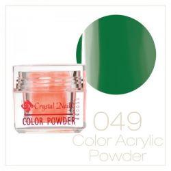 CRYSTAL NAILS - Praf acrylic colorat - 49 -  7g