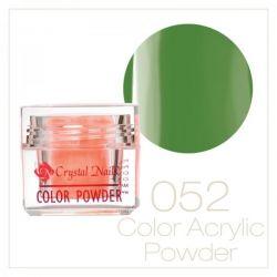 CRYSTAL NAILS - Praf acrylic colorat - 52 -  7g