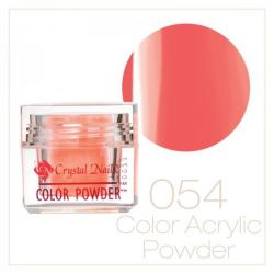 CRYSTAL NAILS - Praf acrylic colorat - 54 -  7g