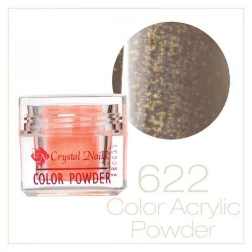 CRYSTAL NAILS - Praf acrylic colorat - 622 - 7g