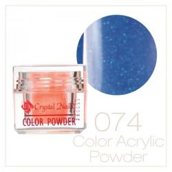 Crystal Nails - Praf acrylic colorat - 74 - 7g